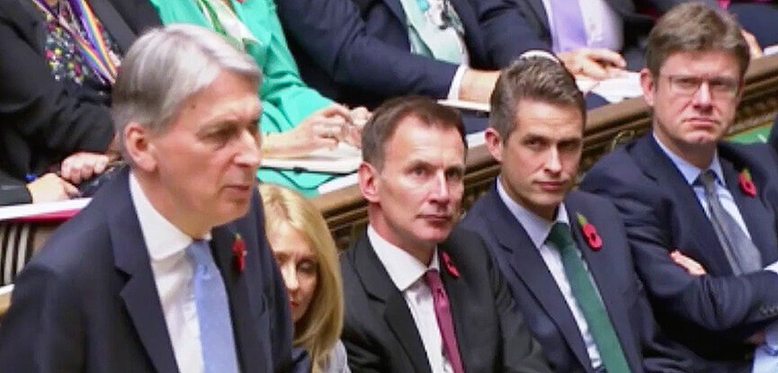 Chancellor's budget – good news for defence but don't break out the champagne