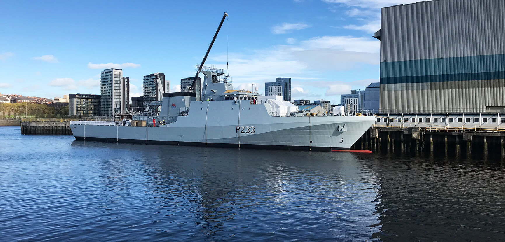 Costs, controversy and context. Update on the Royal Navy's new OPVs