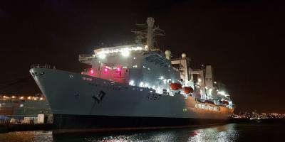 MoD awards £1 Billion Royal Fleet Auxiliary ship support contracts