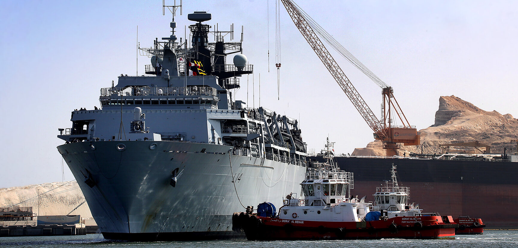 A tale of two exercises – Royal Navy reaching its operational peak for 2018