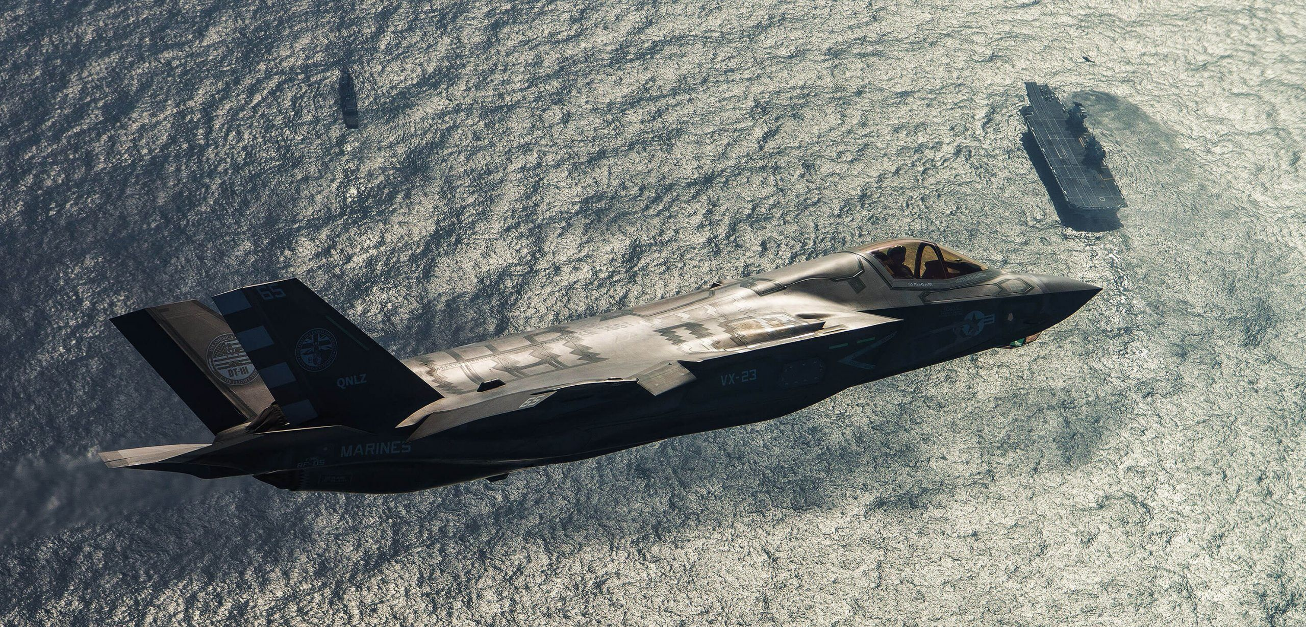 RAF plan for F-35 split-buy undermines aircraft carrier programme