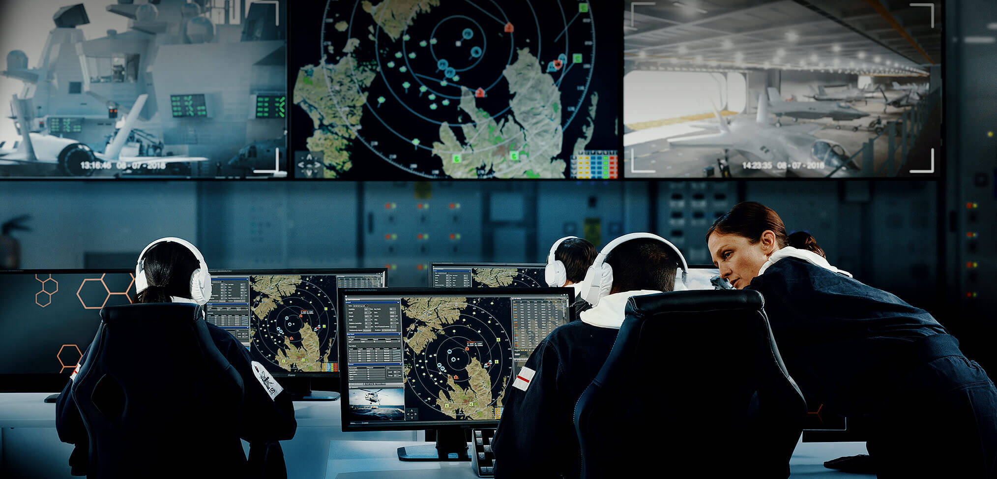 Next generation computing technology for the Royal Navy
