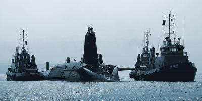 A relief for the submarine service – HMS Victorious does not need nuclear refuelling