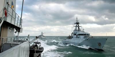 Amongst a series of good news stories, Royal Navy ship numbers to be increased