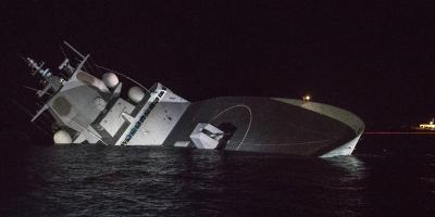 Why do peacetime naval accidents keep happening?