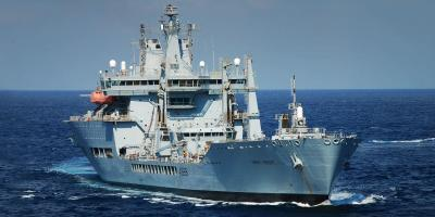 In focus: the Wave class tankers of the Royal Fleet Auxiliary