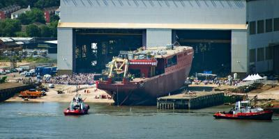 Can British shipbuilding be revived?