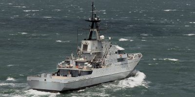 HMS Mersey, migrants and the Royal Navy