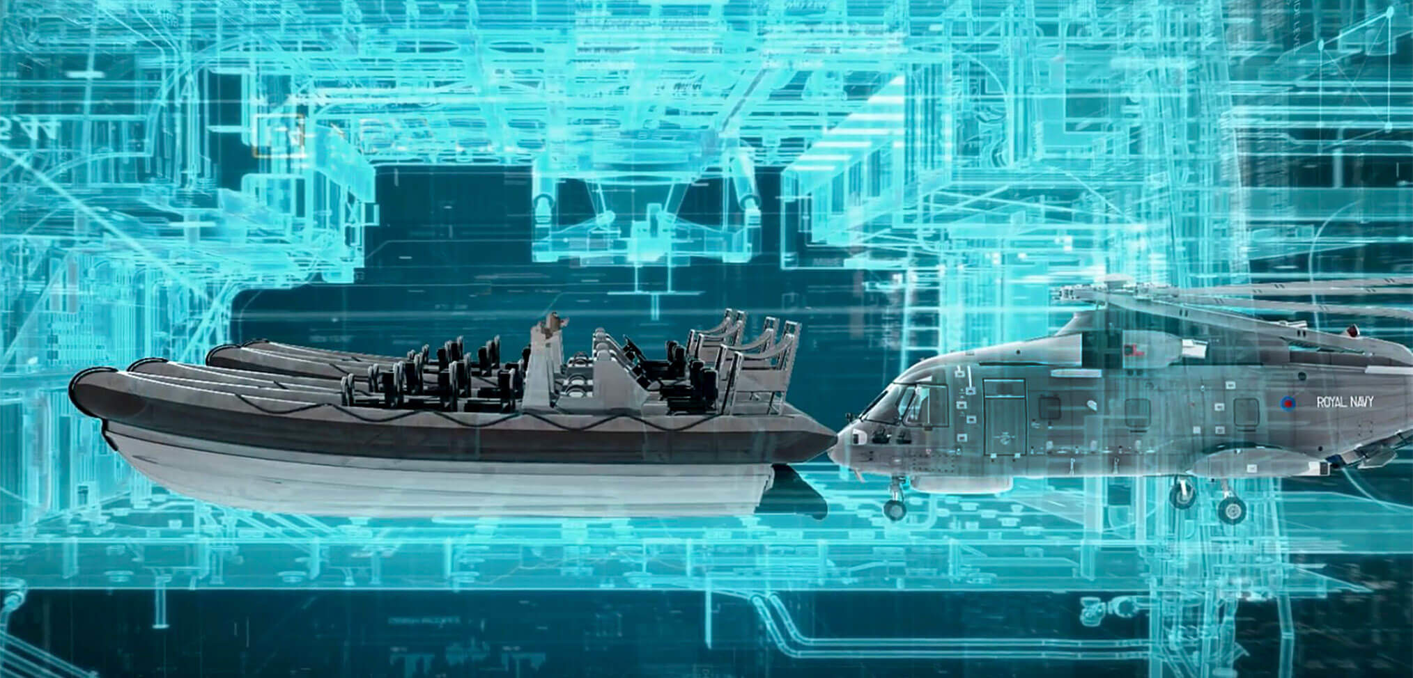 The Type 26 frigate mission bay. Part 2 – configuration and contents