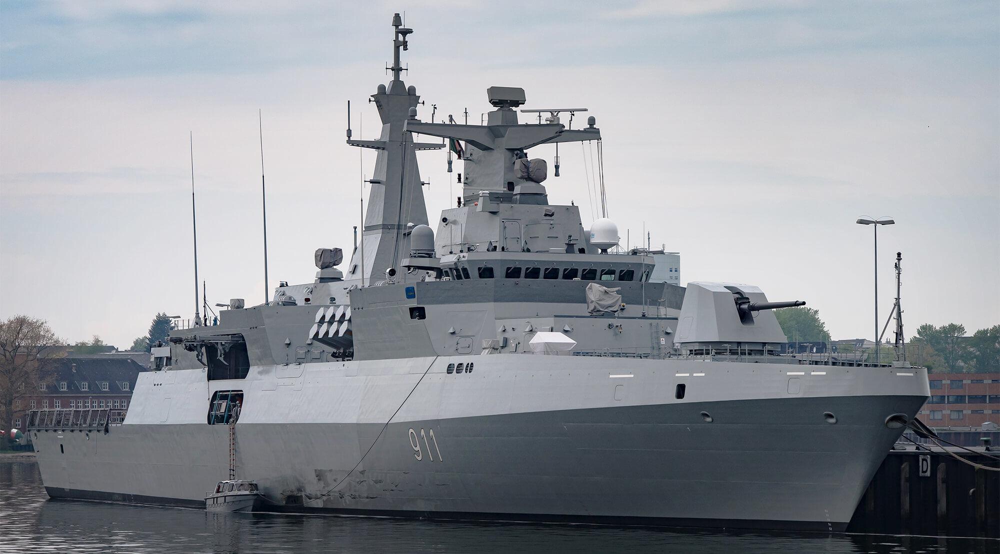 In focus – the MEKO A-200 Type 31e frigate candidate