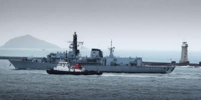 The Royal Navy's oldest frigate completes a memorable global deployment