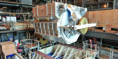 Closure of GE Rugby electric motor plant threatens supply of Royal Navy propulsion systems