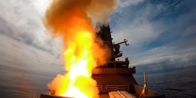 Royal Navy hosts integrated air and missile defence exercise Formidable Shield 2019