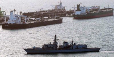 The Royal Navy and escalating tensions in the Arabian Gulf