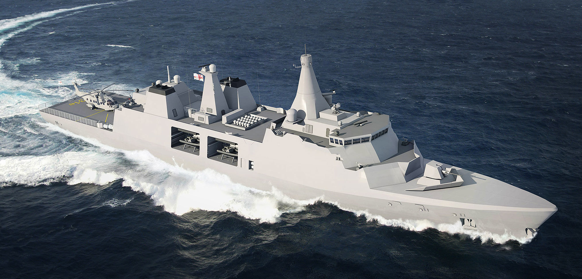 In focus – the Arrowhead 140 Type 31e frigate candidate