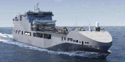 A closer look at the Littoral Strike Ship concept