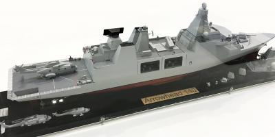 Is the Type 31e frigate competition winner about to be announced?