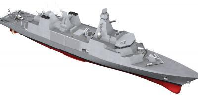 Babcock Arrowhead 140 wins the Type 31e frigate competition