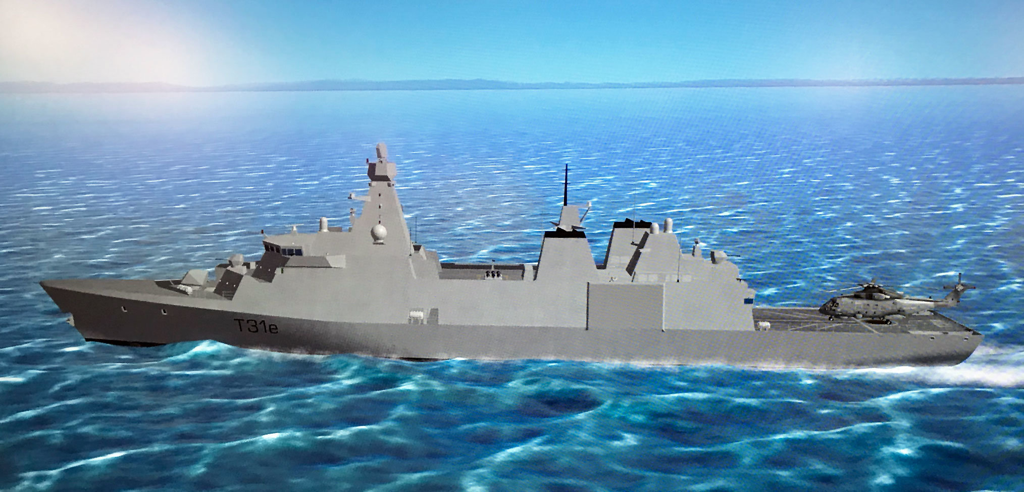 More details of the Royal Navy's Type 31 frigate emerge