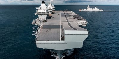 Aircraft carriers, dinosaurs and Max Hastings