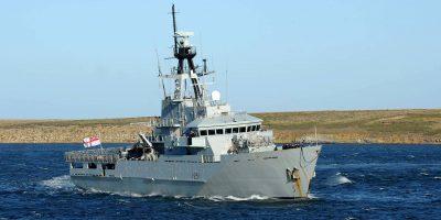 A history – the Royal Navy's Falkland Islands patrol vessels
