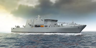 In focus: the BMT ELLIDA multi-role and logistics vessel concept