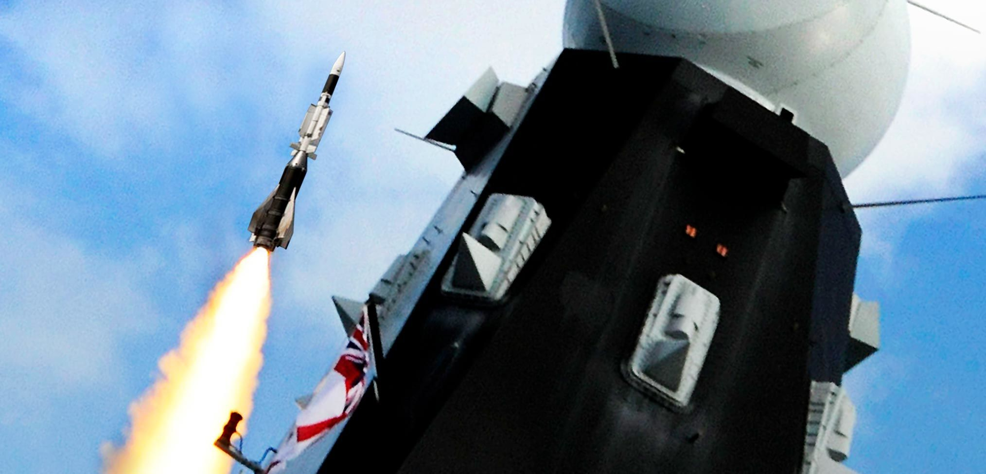From Sea Dart to Sea Viper – area air defence for the Royal Navy