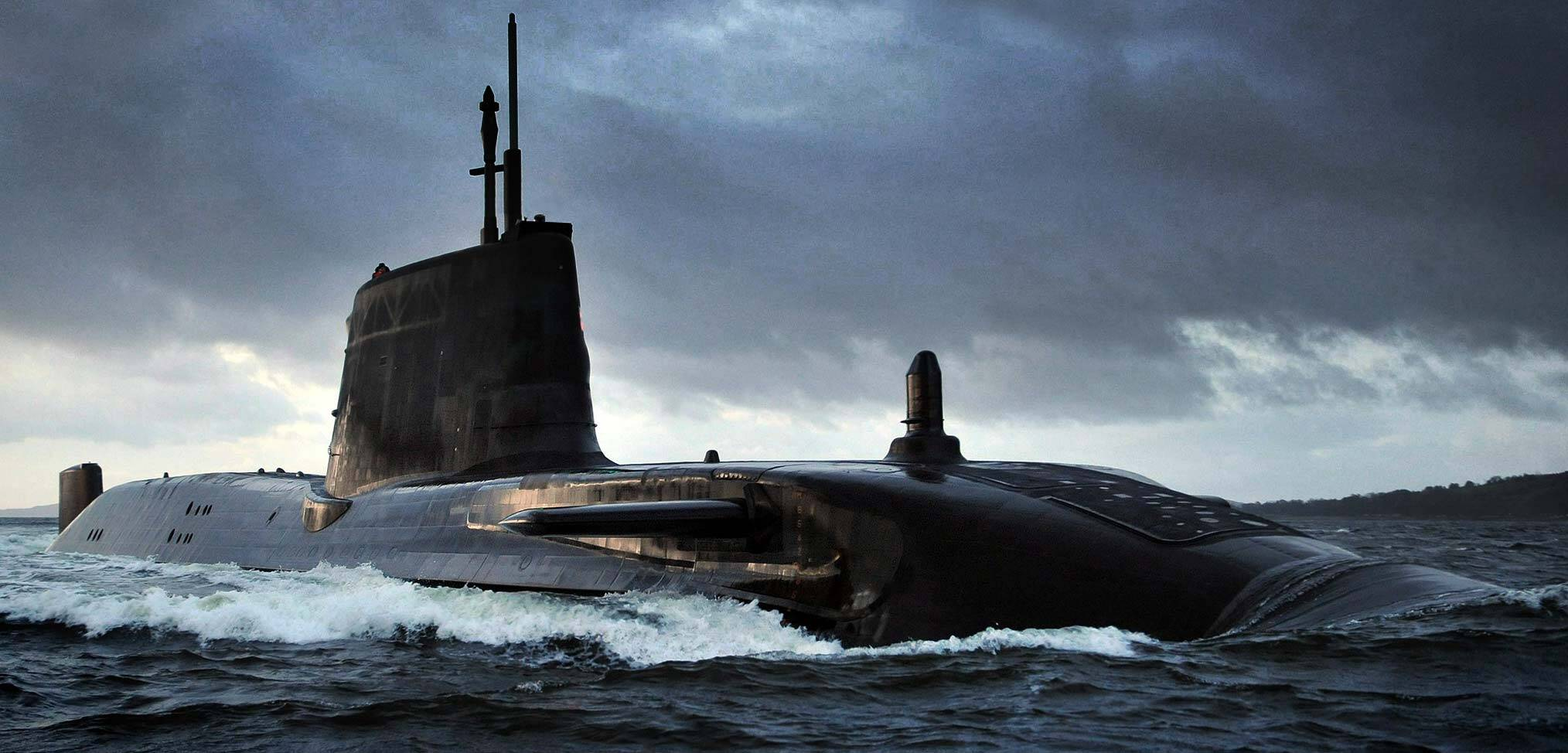 The future of Royal Navy attack submarines