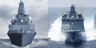Only seven years to wait until the Royal Navy gets a new frigate