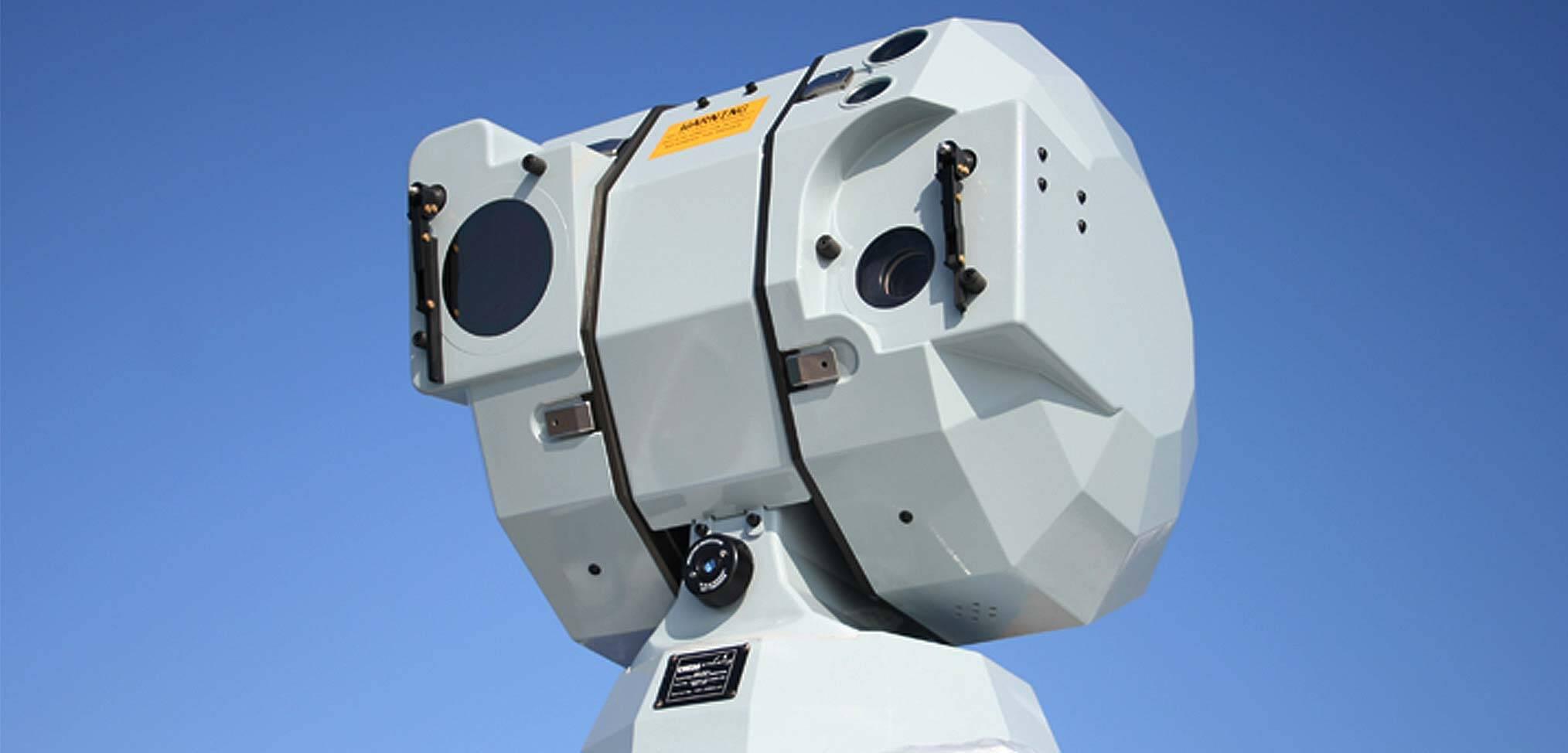 The electro-optical director – eyes of the Royal Navy fleet