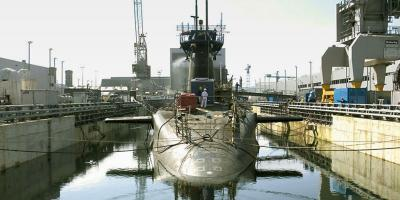 Upgrading the Royal Navy's nuclear submarine support facilities