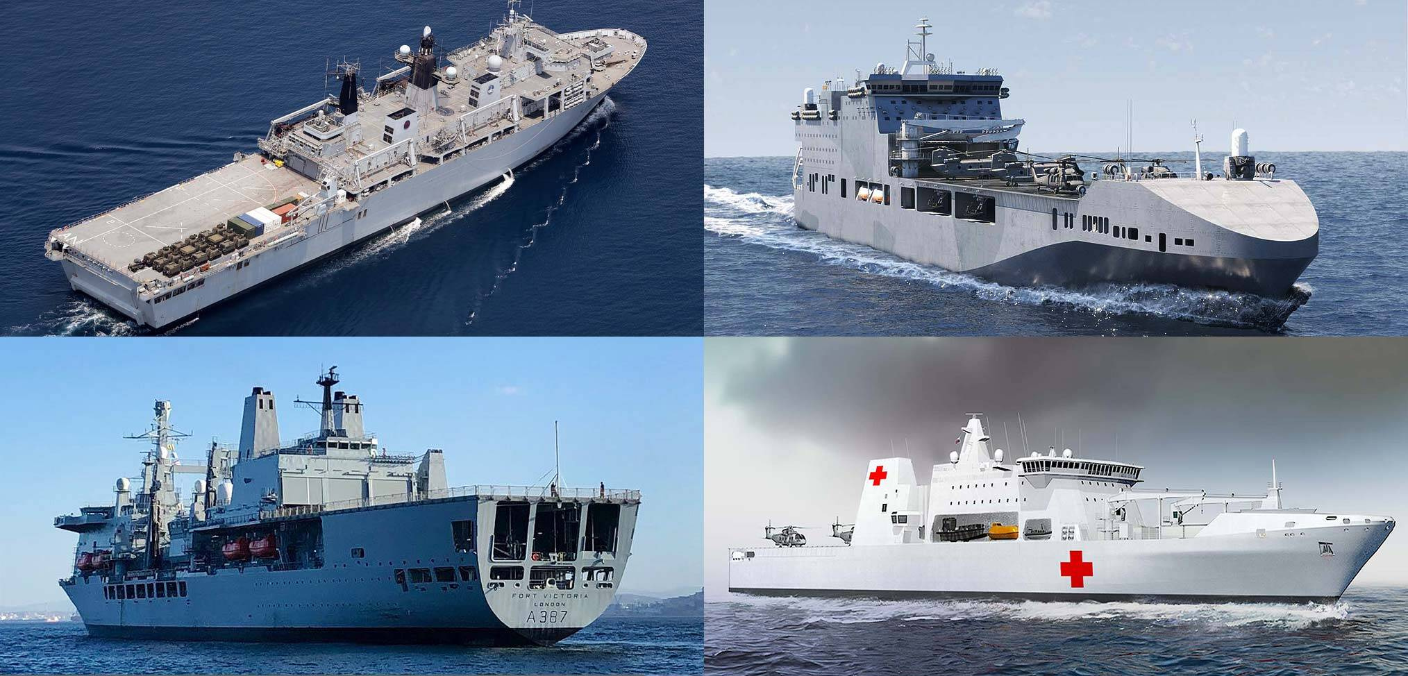 Multi-Role Support Ships for the Royal Navy – one size fits all?