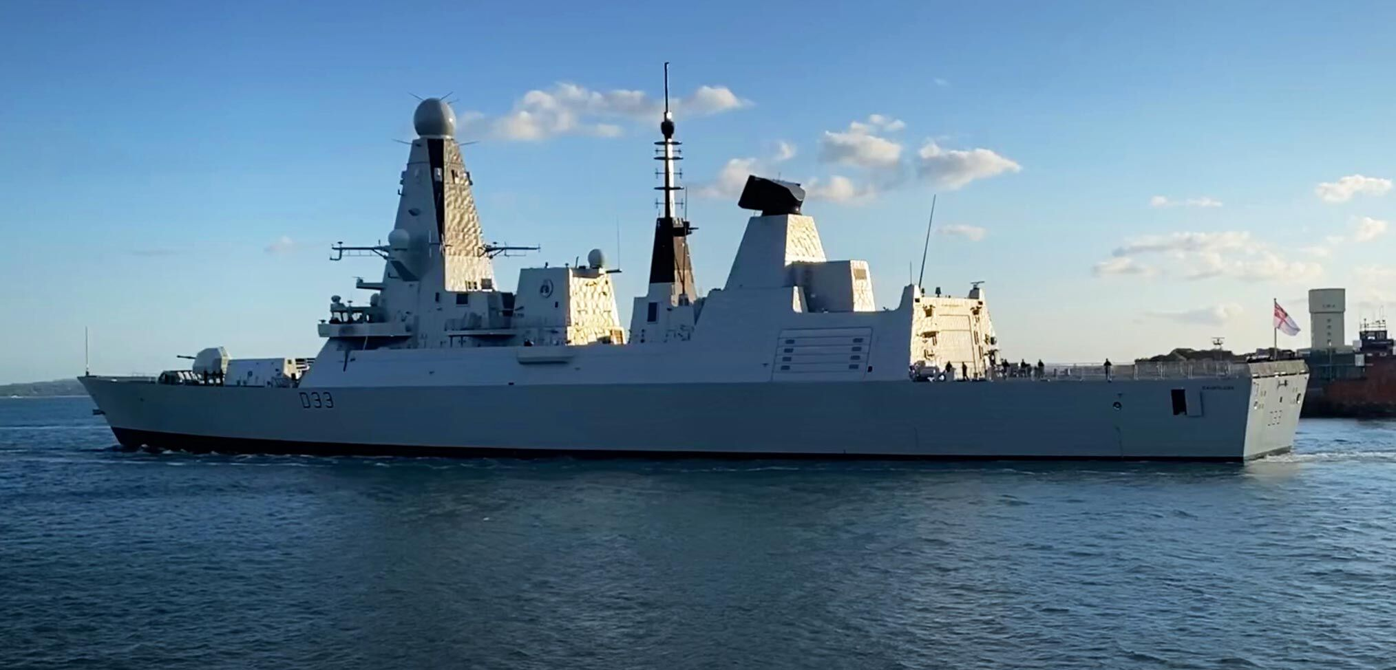 Cure for Royal Navy destroyers engine woes in sight