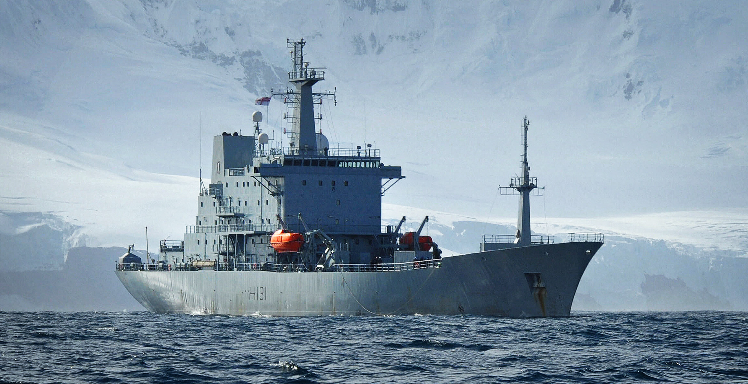 In focus: HMS Scott, the Royal Navy's ocean survey vessel
