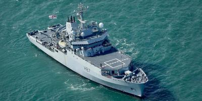 In focus: The Royal Navy's Echo-class survey vessels