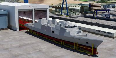Type 31 frigate project on schedule despite challenges of the pandemic
