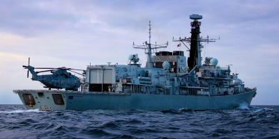 In focus: HMS Sutherland – a workhorse of the Royal Navy fleet