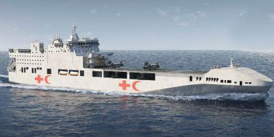 The strategic case for a UK multi-role vessel for humanitarian aid and disaster relief