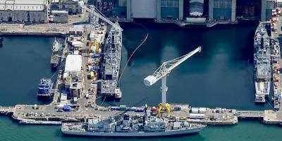 Progress report – extending the life of Royal Navy's Type 23 frigates
