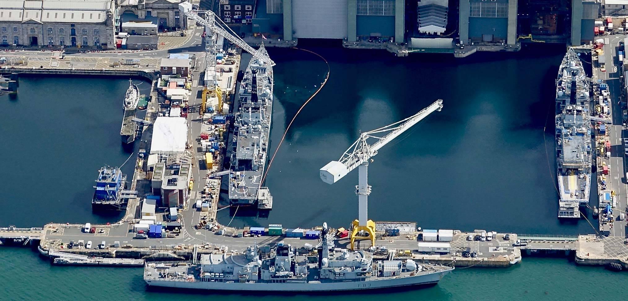 Progress report – extending the life of Royal Navy's Type 23 frigates
