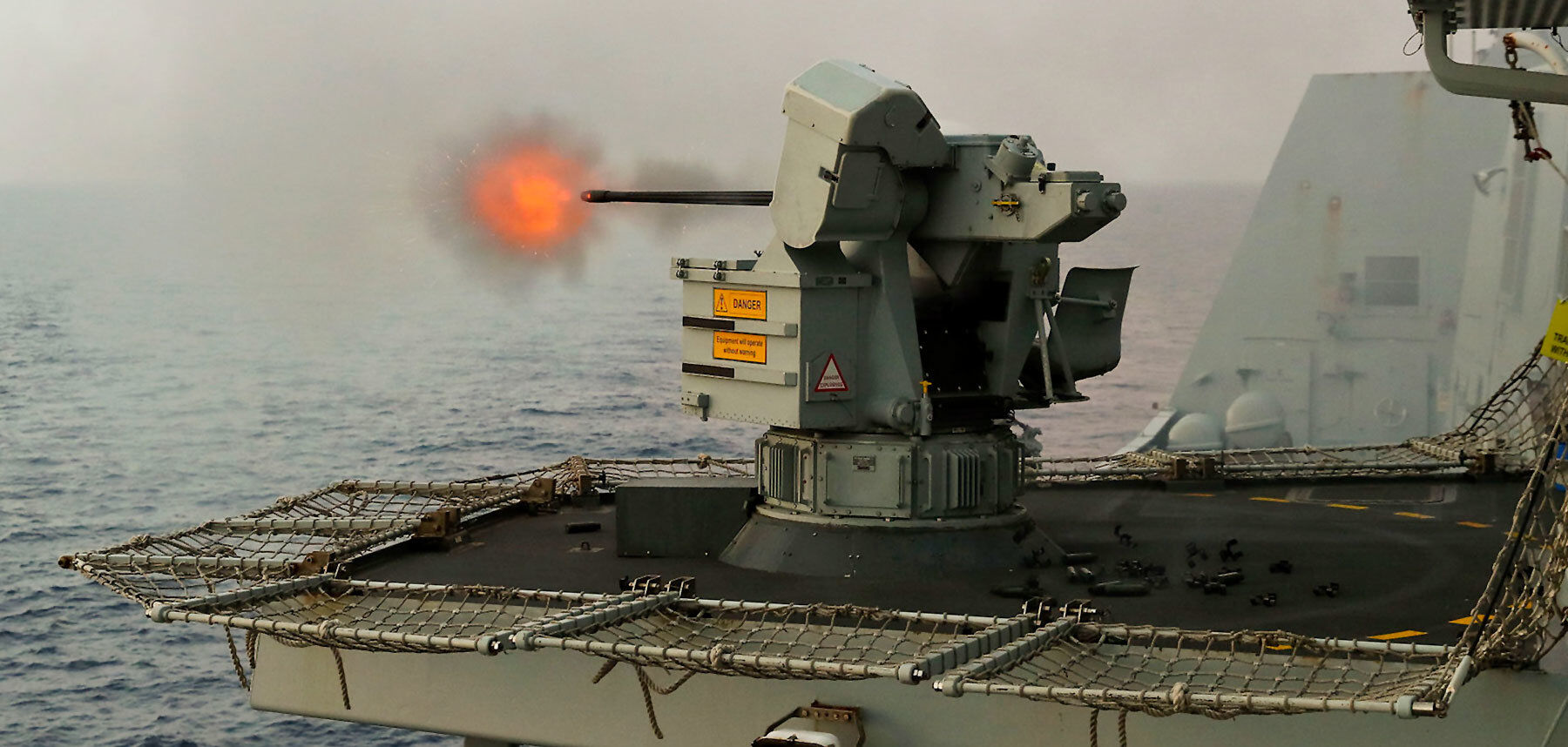 30mm Gun Royal Navy