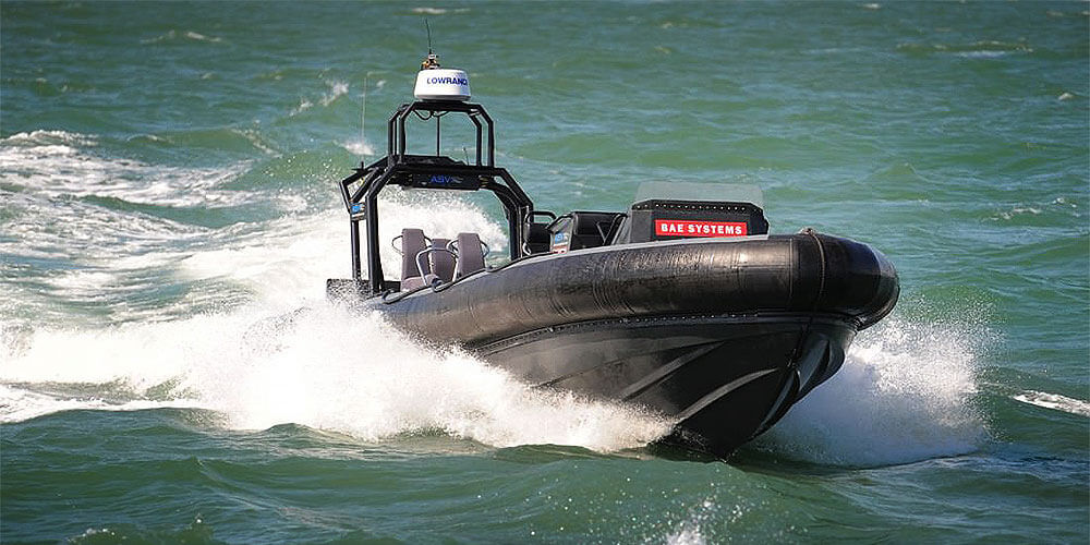 BAE Systems Pacific Class 950 Unmanned Rigid
