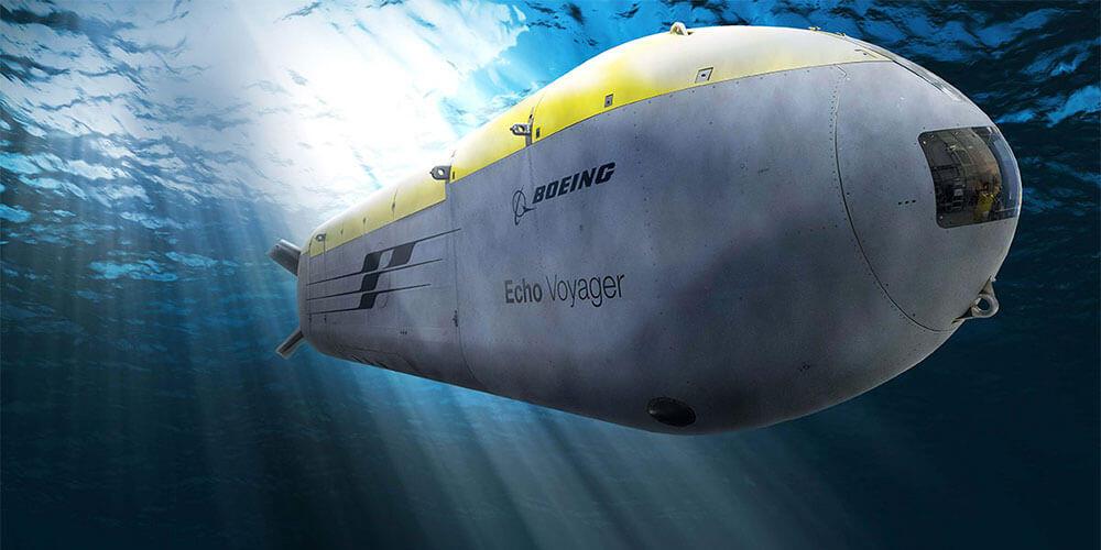 Boeing ORCA XLUUV