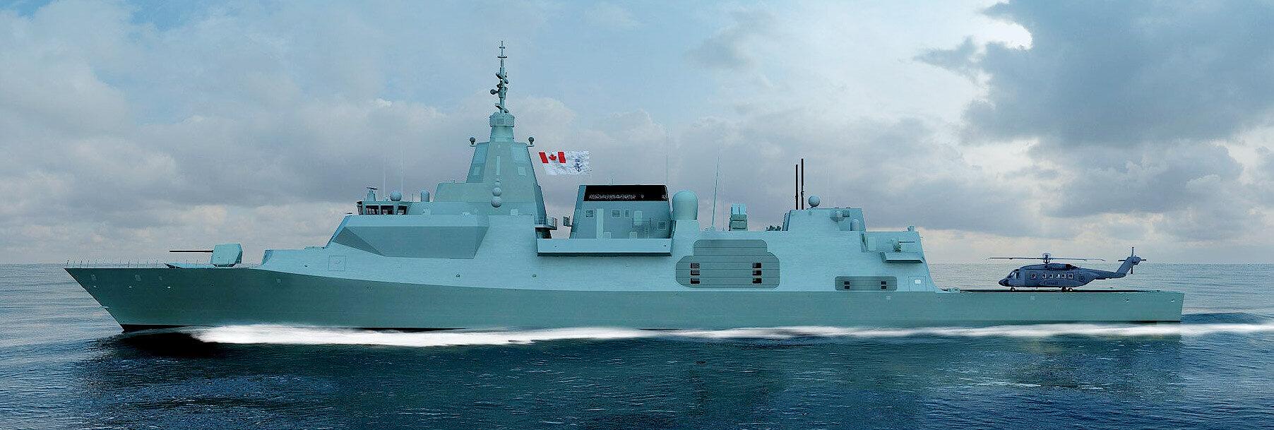 Canada Type 26 Frigate