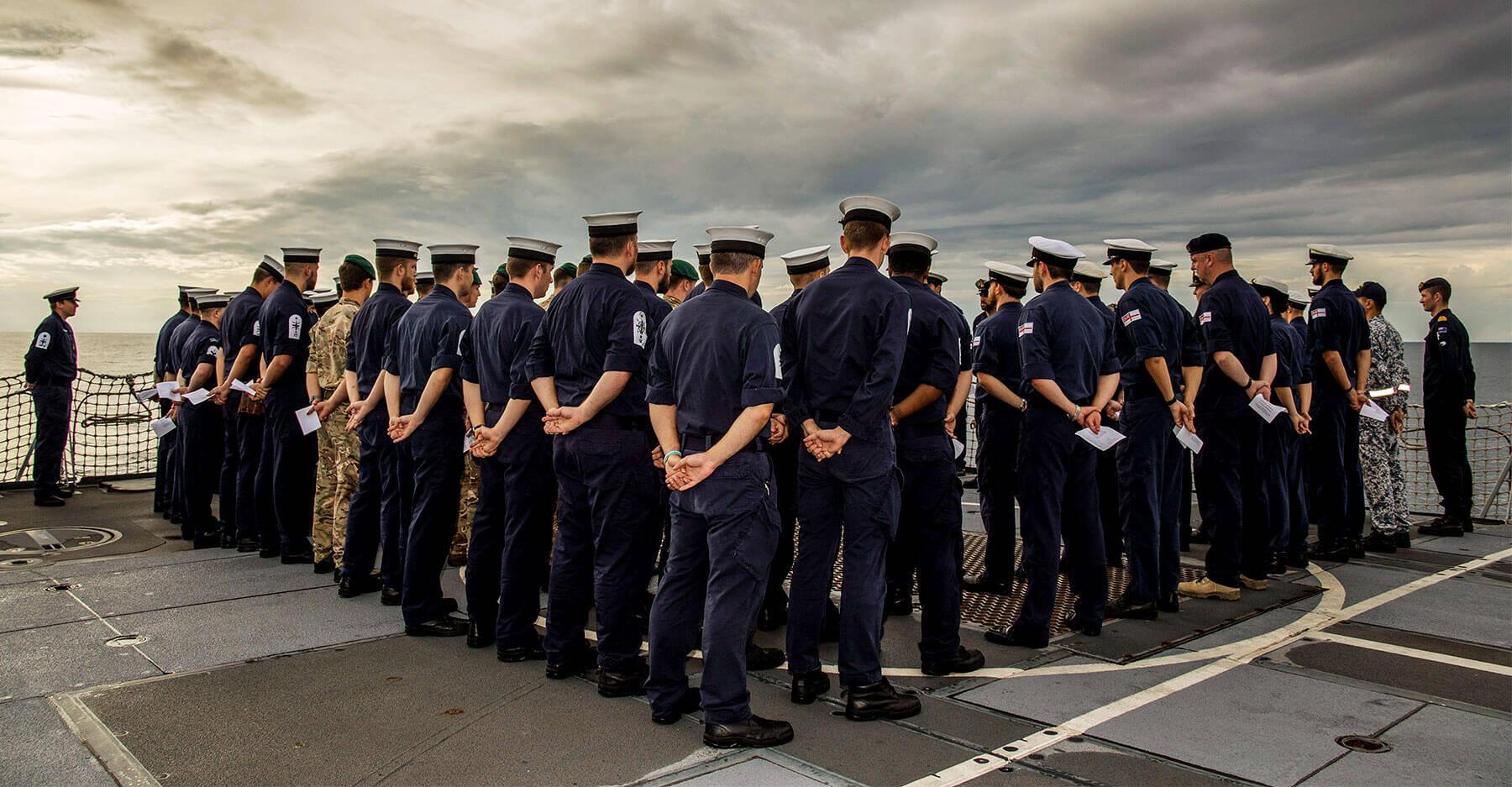 HMS Argyll Remembrance