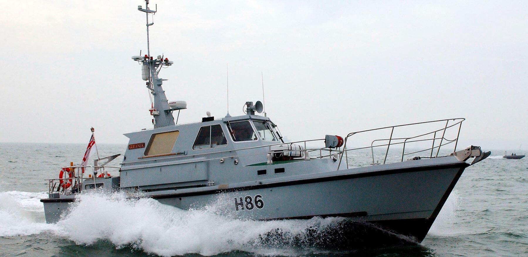 HMS Gleaner