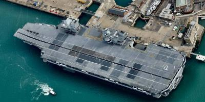 One of the reasons the Royal Navy needs two aircraft carriers – a setback for HMS Prince of Wales