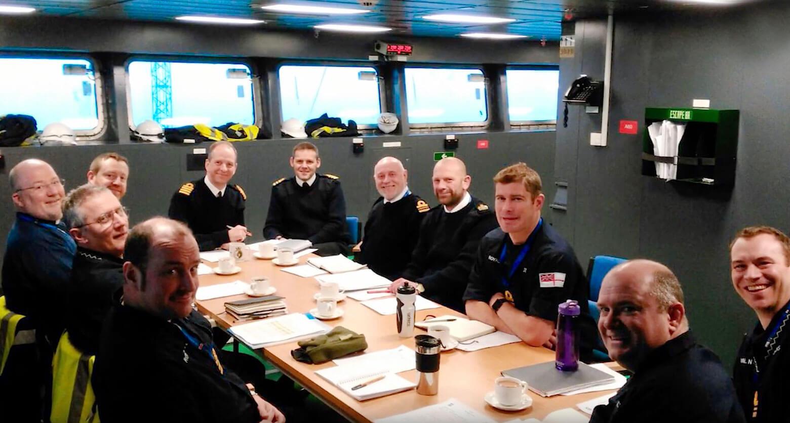 Heads of department (HODs) meeting