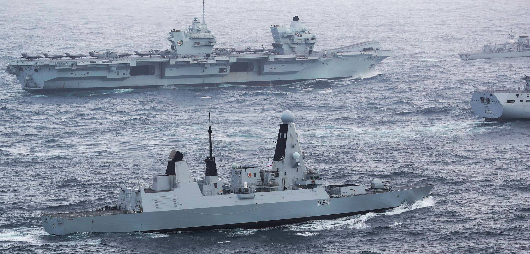 A year in review – the Royal Navy in 2020