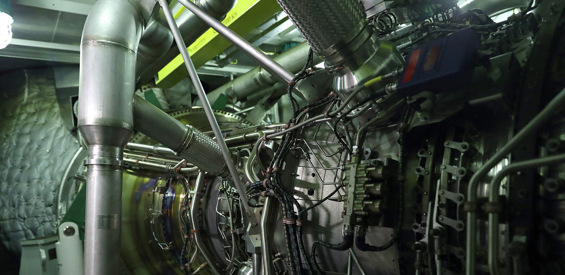 MT30 Gas Turbine Engine
